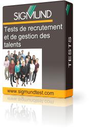 Test de recrutement SIGMUND
